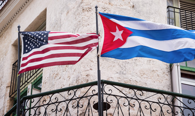 History of US & Cuba Relations