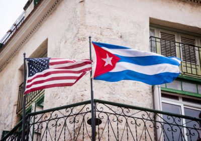 U. S. and Cuban Relations